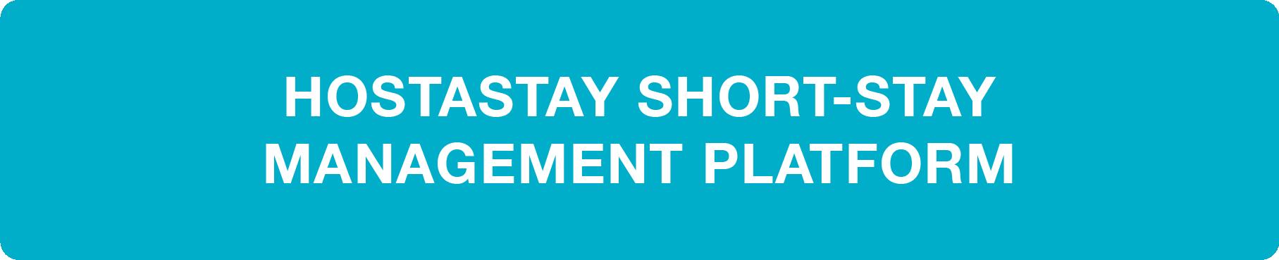HostAStay Short-Stay Management Platform