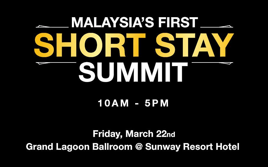 HostAStay Short Stay Summit