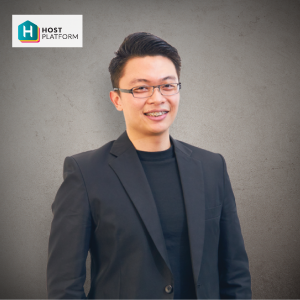 JAYDEN LEE, General Manager of HostPlatform