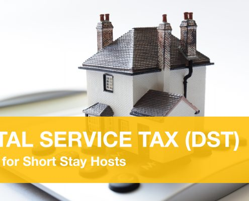 Digital Service Tax for Short Stay Rentals