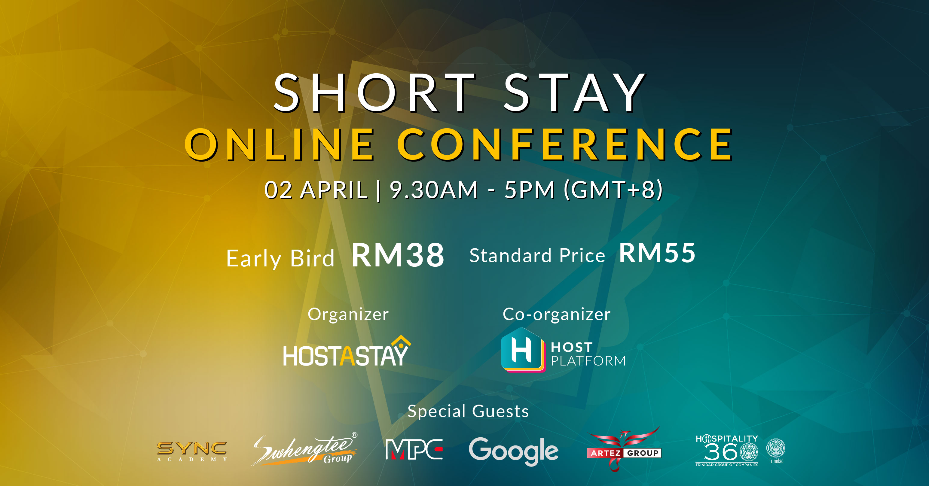 Malaysia's First Short Stay Online Conference
