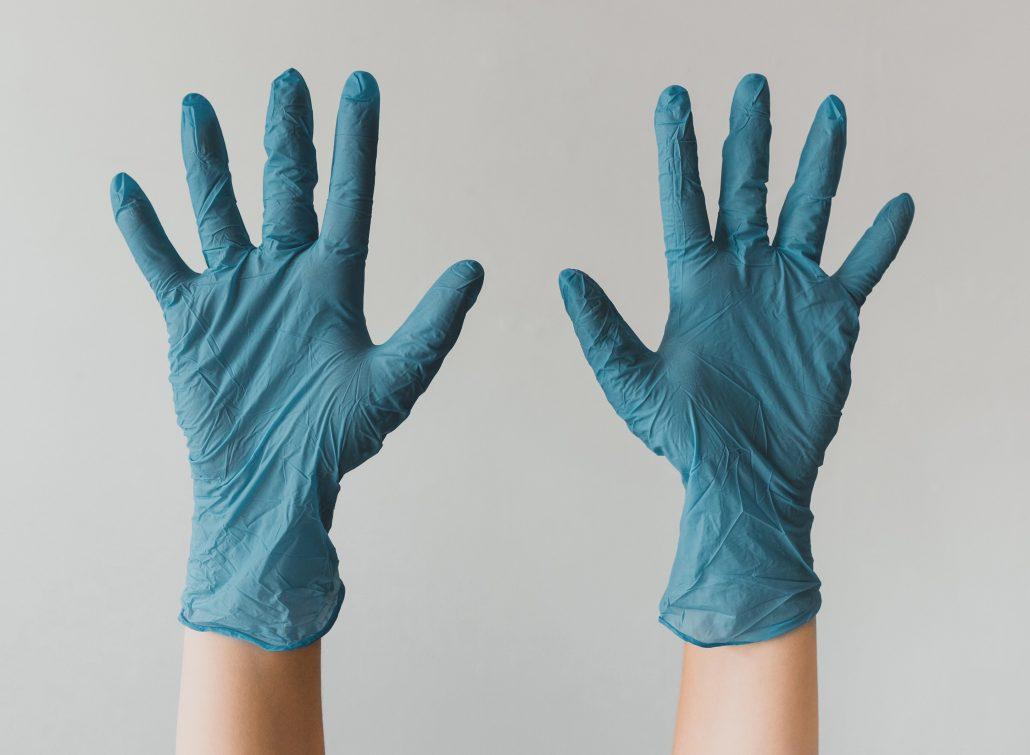 Wear Protective Gears When Cleaning | HostAStay
